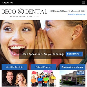 DeCo Dental Family and Cosmetic Dentistry