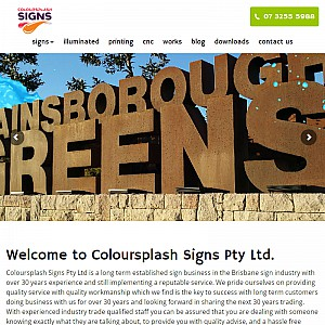 Colourplash Signs