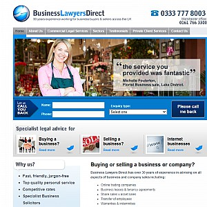 Business Sales & Purchase Solicitors