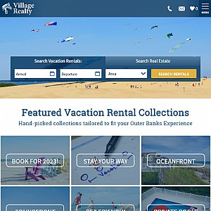 Outer Banks Vacation Rentals Village Realty