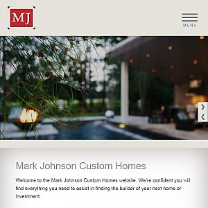 Mark Johnson Custom Homes