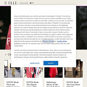 Elle Online Fashion