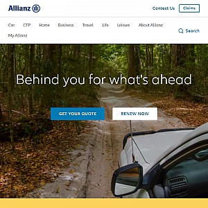Take a look at insurance with Allianz