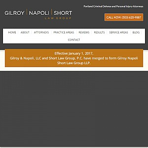 Gilroy & Napoli - Attorneys at Law
