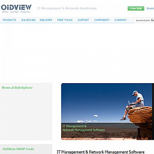 Network Management Software by OidView