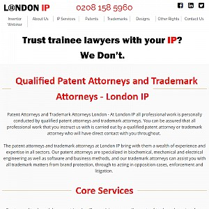 Patent Attorneys & Trademark Attorneys