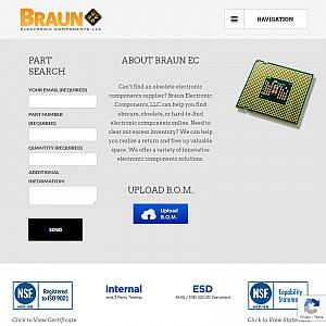 Braun Electronic Components
