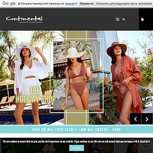 Continental Wholesale Clothing
