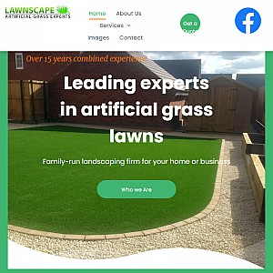 Lawnscape Artificial Grass Experts