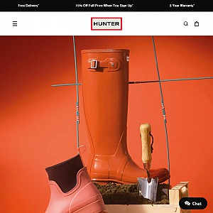 Hunter Boots UK