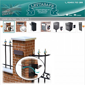 Lettasafe Secure Letterboxes