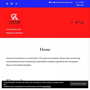 Concise Accountancy – Company registration Accountants