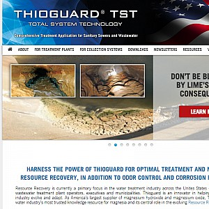 Thioguard Wastewater Treatment