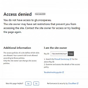 Snooper Satellite Navigation Systems