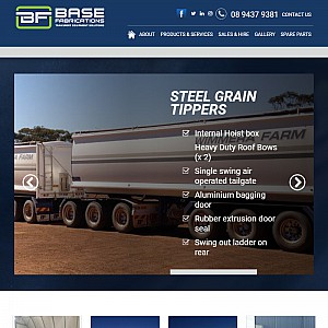 Base Fabrications - Semi Trailers & Transport Equipment