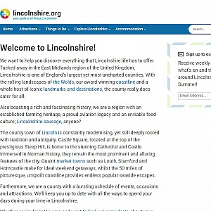 Lincolnshire.org