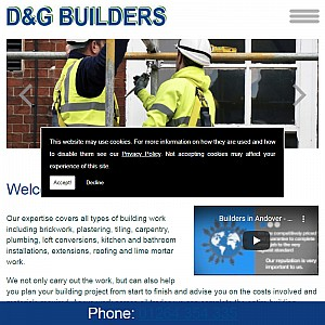 Builders in Andover