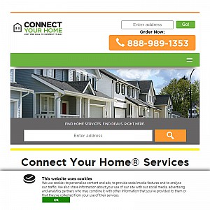 Home Phone And Internet Service