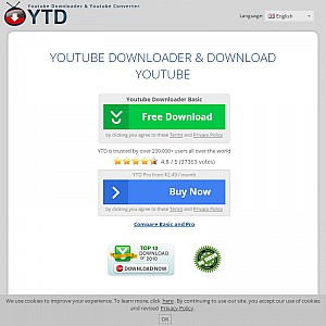 Ytd Youtube Converter & Downloader