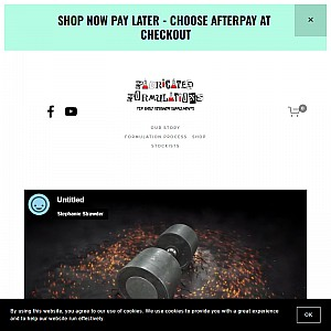 Bodybuilding Supplements From Geared Up Nutrition
