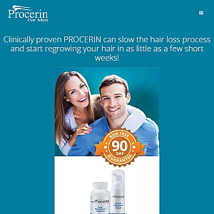 Procerin Hair Loss Prevention