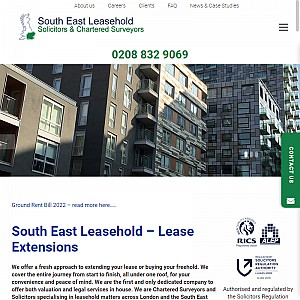 South East Leasehold