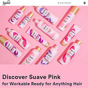 Suave Beauty Products