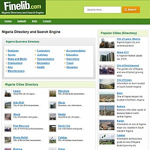 Nigeria Free Business and City Directory
