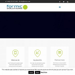 Formic Business Software and Data Capture