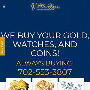 Las Vegas Jewelry and Coin Buyers