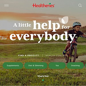 Healtheries Vitamins & Supplements