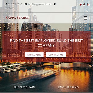 Chicago Manufacturing Recruiters - Kappa Search