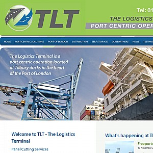 TLT Terminal - Distribution Solutions