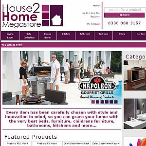 House 2 Home Megastore