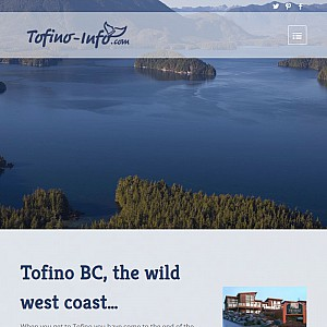 Accommodation, Fishing Charter Guide Tofino BC