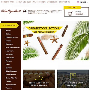 Online store cuban cigars best