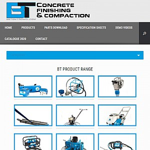 Beton Trowel | Concrete Finishing Equipment