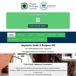 The Physio Therapy Centre