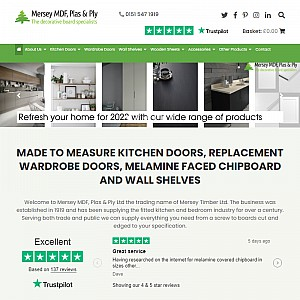 The replacement kitchen door store uk