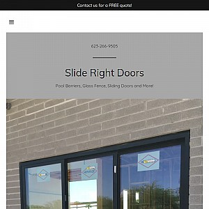 Slide Right Doors