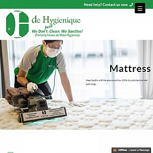 De Hygienique Cleaning Service