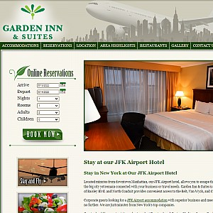 Garden Inn JFK Hotel And Suites
