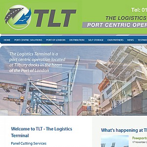 TLT The Logistics Terminal - Distribution Solutions