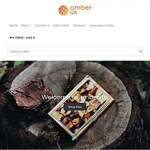 Amber shop - amber jewelry, amber necklaces, amber rings