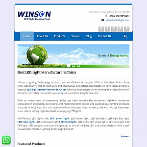 Winson Lighting Technology Limited