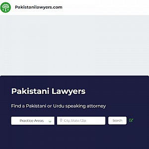 Pakistani Lawyers