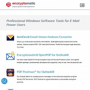 Encryptomatic LLC