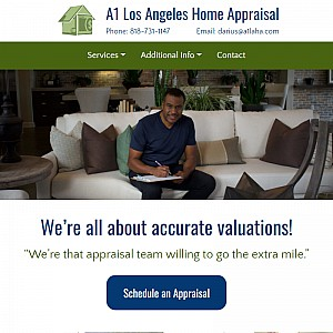 A1 Los Angeles Commercial Appraisals