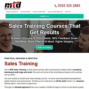 Sales Training UK