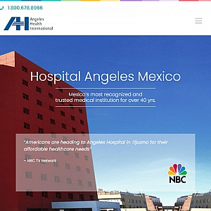 Medical Tourism	- Angeleshealth.com